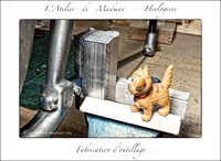 Fabrication d'outillage