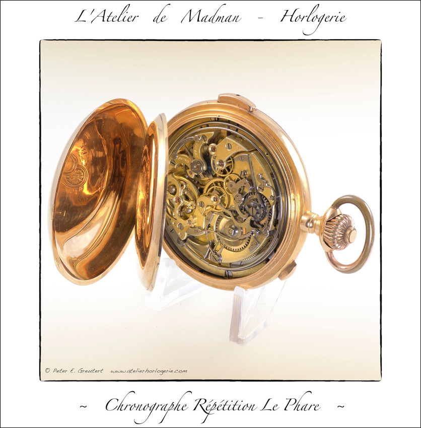 Chronographe répétition Le Phare P594667895-5