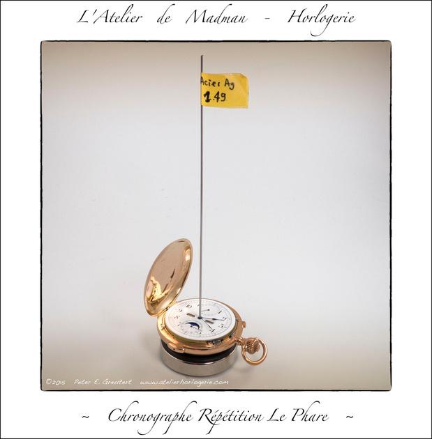 Chronographe répétition Le Phare P48412322-4